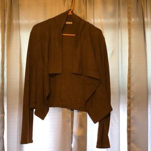 Suave Camel Colored Jacket